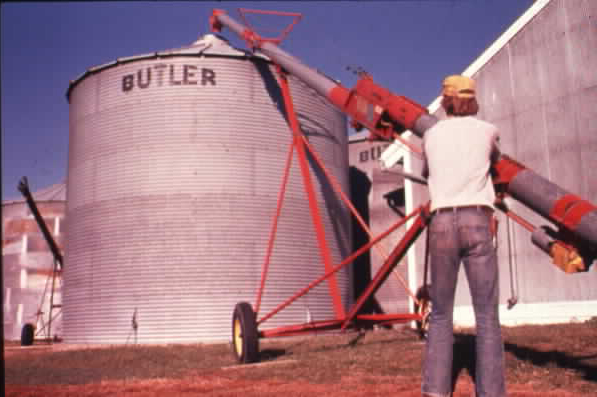 Grain Auger Safety — Agricultural Safety and Health