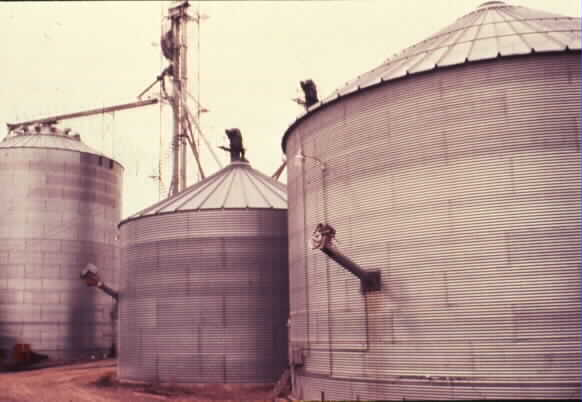 Grain Bin Safety — Agricultural Safety and Health — University of