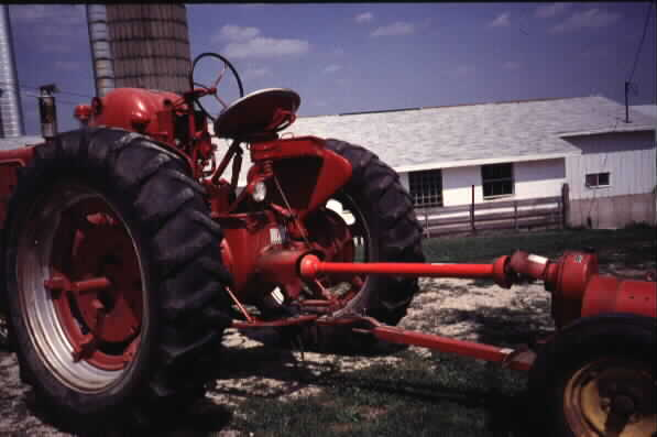 Power Take-off Safety — Agricultural Safety and Health — University