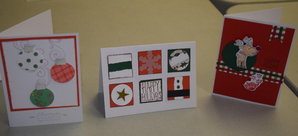 Holiday Card designs