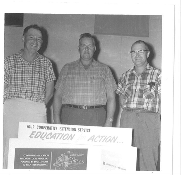 Your Cooperative Extension Service:Education for Action..Continuing Education Through Local Programs