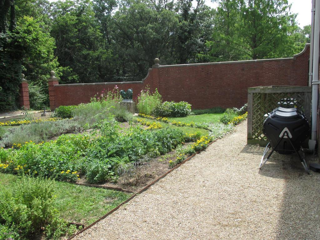 Allerton Herb Garden