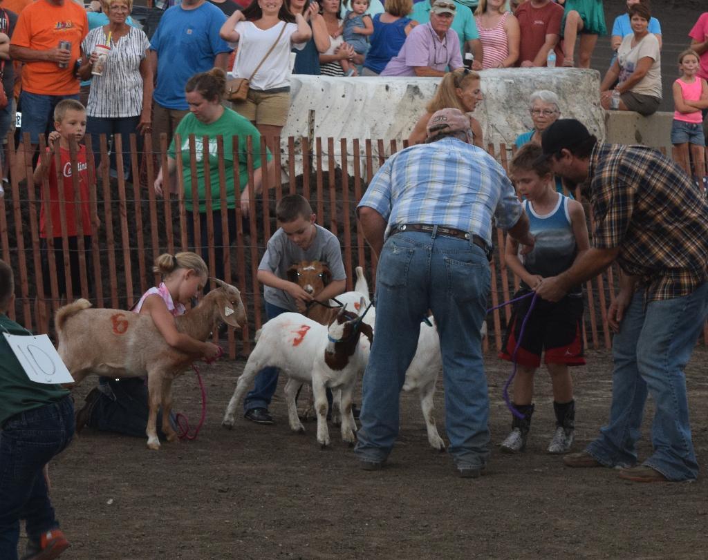 Goat Scramblers!