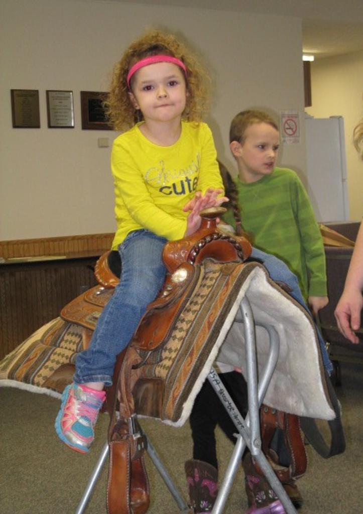 Future Cowgirl?