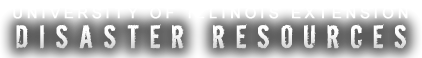 Disaster Resources - University of Illinois Extension