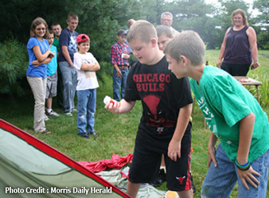 Murder Mystery Camp Teaches 4-Hers Creative and Critical Thinking