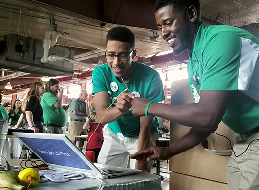Google donates $1.5 million and virtual reality technology to support 4-H youth science programs