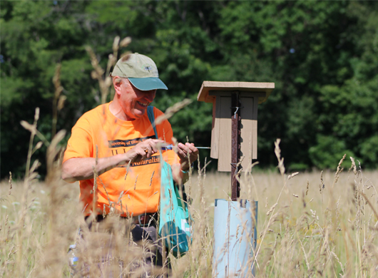 Macon County Master Naturalist Gives Back