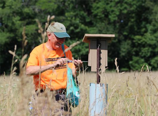Macon County Master Naturalist Gives Back