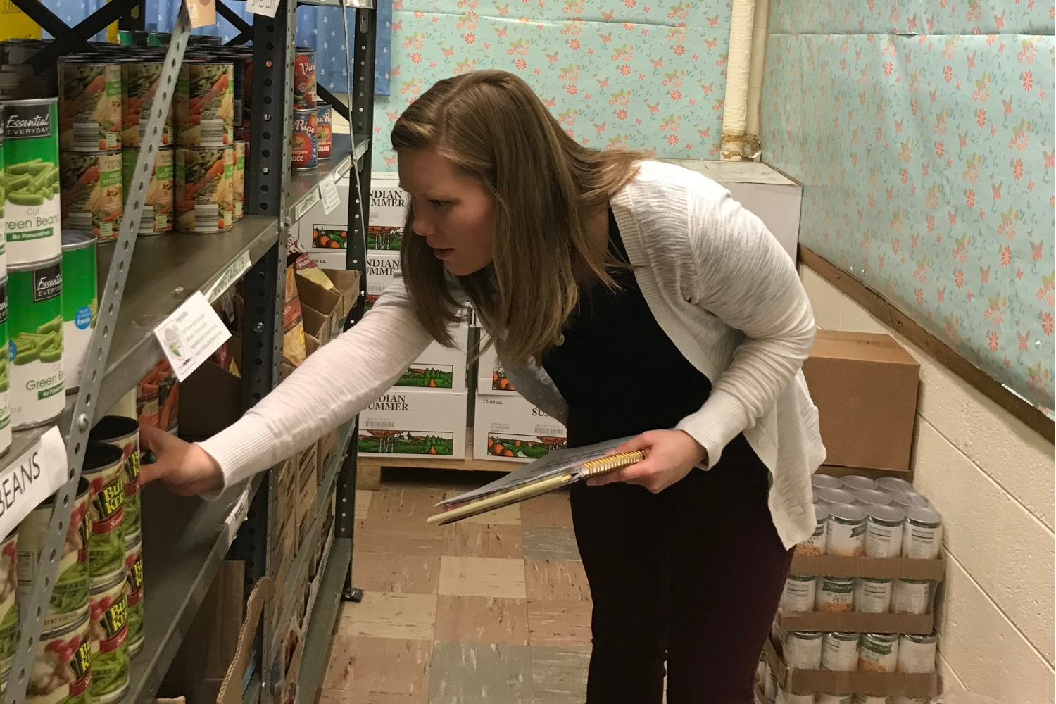 Extension works to end hunger for Illinois families