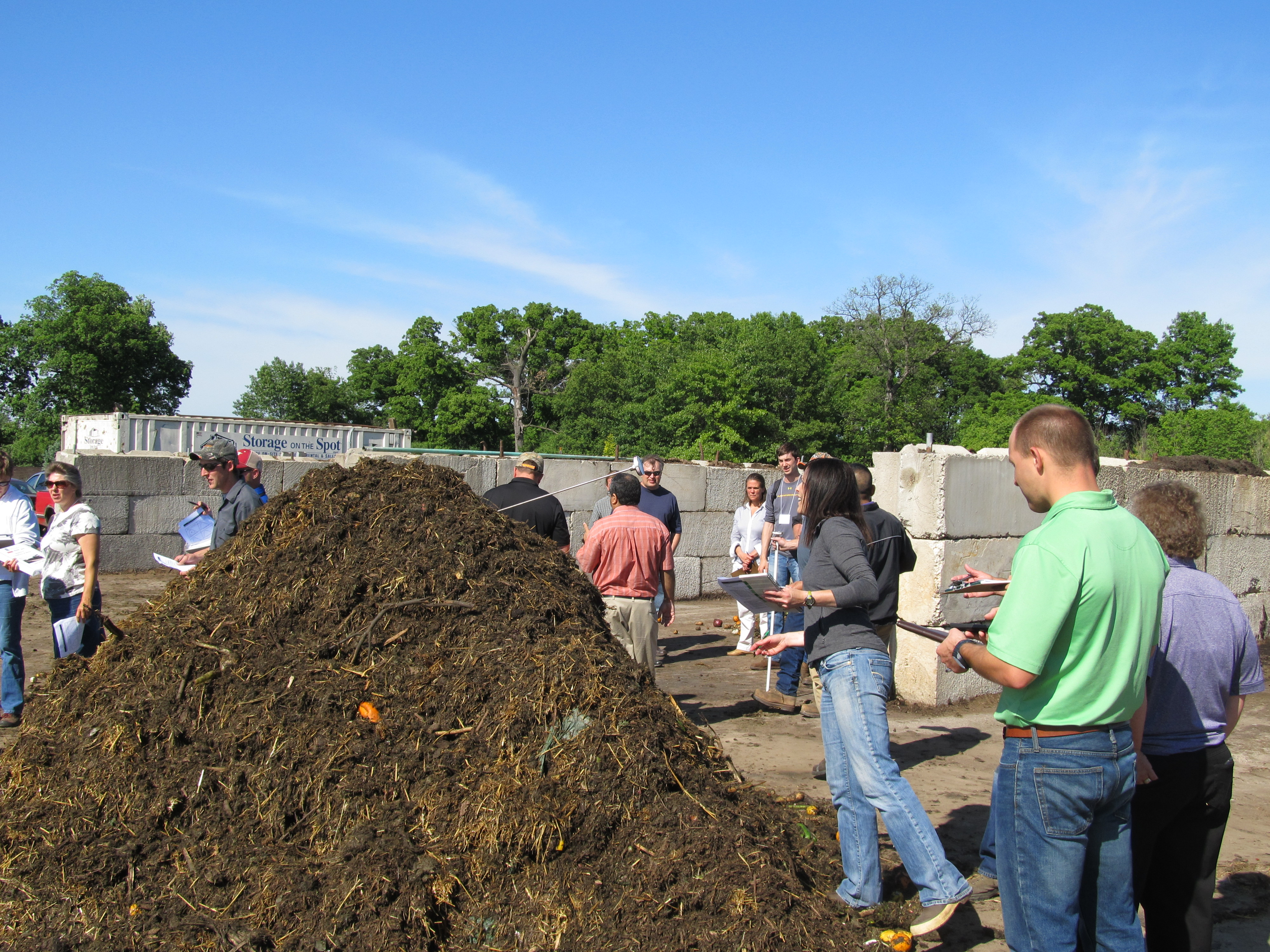 Midwest Compost School a Multi-State Effort