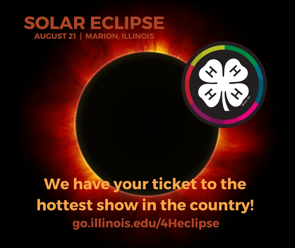 4-H has your seat to the eclipse