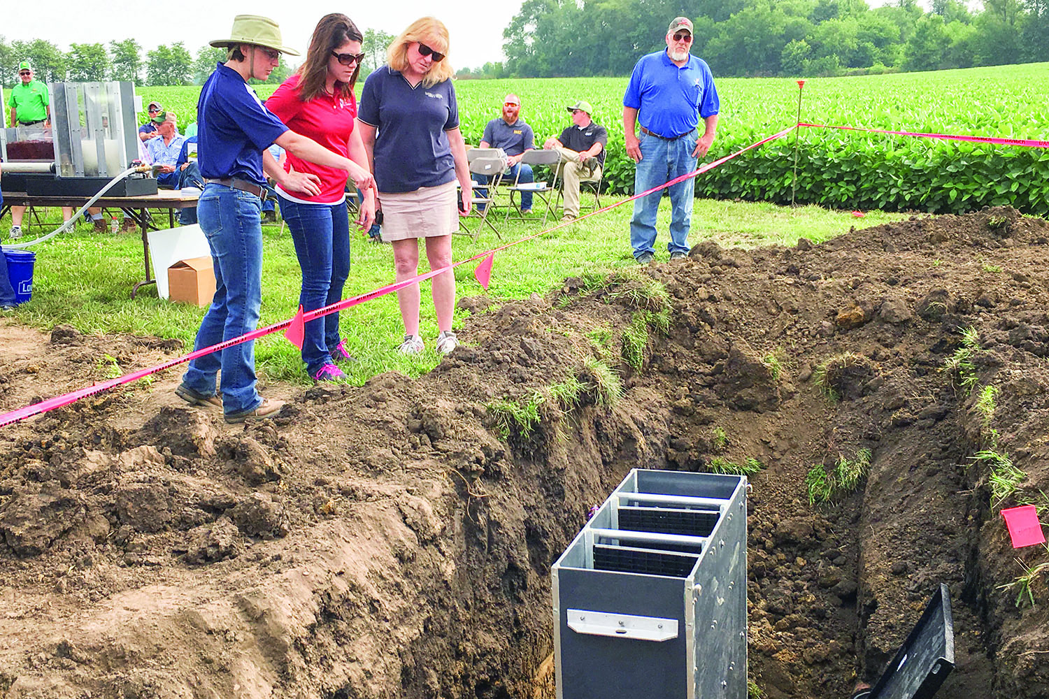 U of I Extension receives grant to reduce nutrient loss in waterways