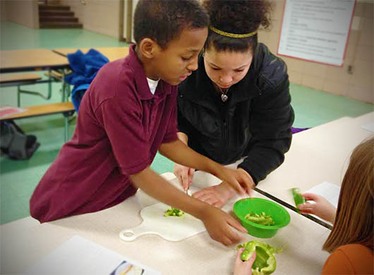 Trewyn 4-H Cooking Club: Where Healthy Food Is Fun