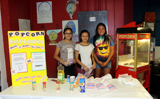 Healthy Carnival Planned by Teens to Promote Nutrition and Activity