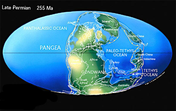 Maps Pangea Map Pangaea - Pangaea map