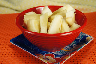Oven-Fried Yucca