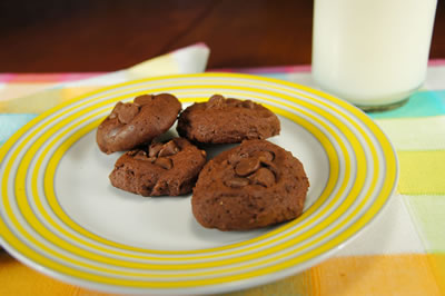 Chocolate Pepper Cookies