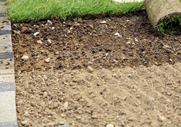 how to fix clay soil lawn