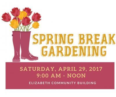 Spring Break Gardening -2