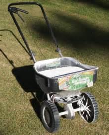 grass seeder