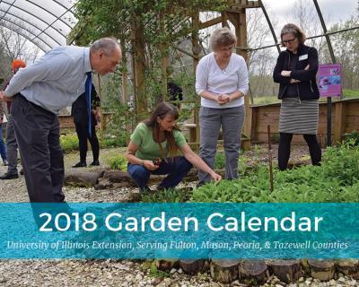 Garden Calendar 2018 photo
