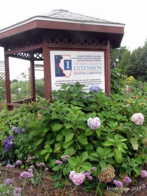 ICC Master Gardener Demonstration Garden
