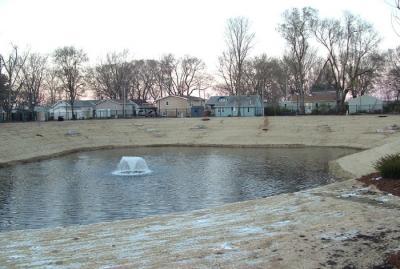 Preservation Pond
