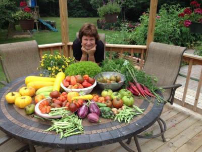 Jenney veggies