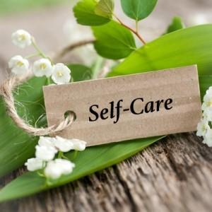 Self-care Tag