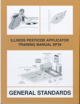 A revised edition of the Illinois Pesticide Applicator Training Manual SP39: General Standards is now available.