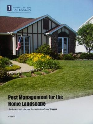 Pest Management for the Home Landscape Cover