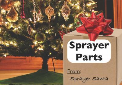 Sprayer Parts from Santa