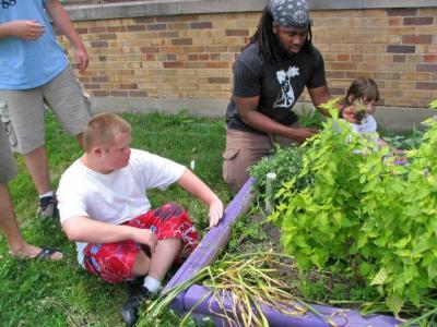 Kids Gardening-5