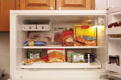 inside freezer hi
