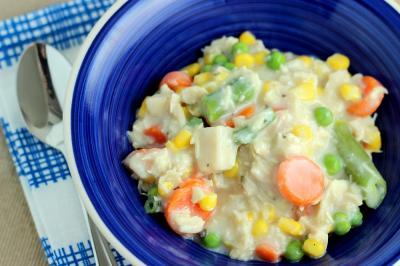 vegetable chowder