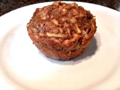 Parsnip muffin