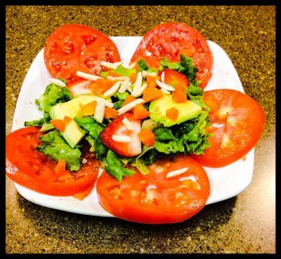 Rainbow Salad2