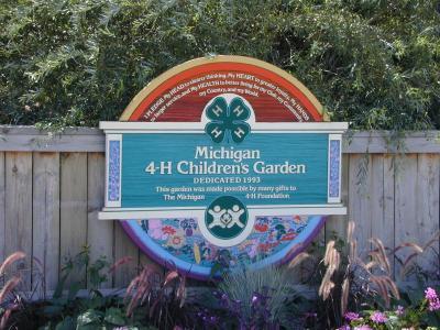 Michigan Children's Garden