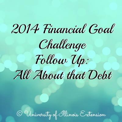 2014 Goal Challenge FU Debt