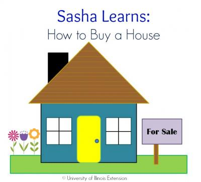 Sasha Learns How to Buy a House Pin