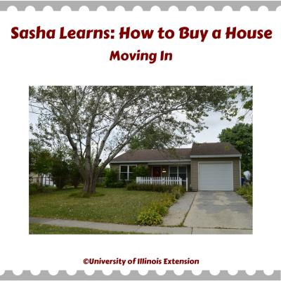 Sasha Learns  How to Buy a House