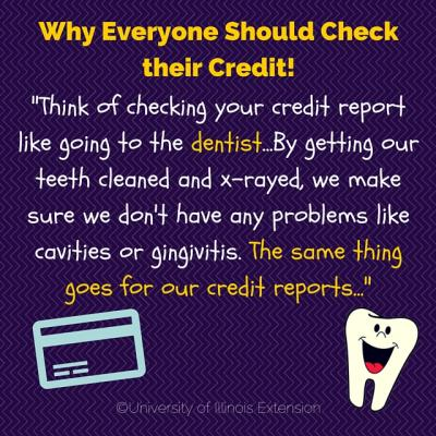 Why Everyone Should Check their Credit!
