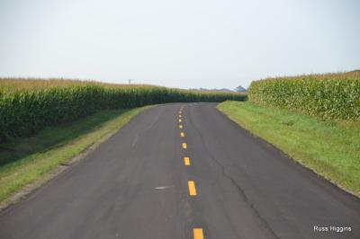 green corn road