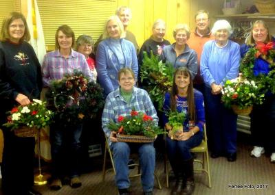 Fulton/Mason County Master Gardener Greenery Workshop