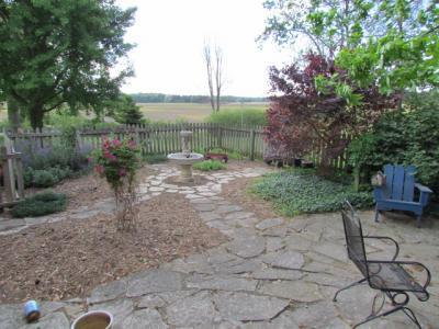 Herb garden on 4-30-12