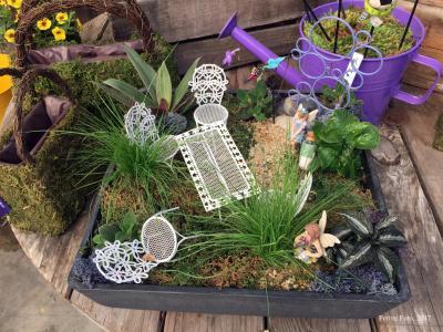 Fairy Garden at Danville Gardens