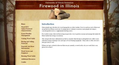 firewood website