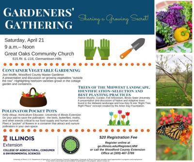 2018 Gardeners  Gathering FB Post  1