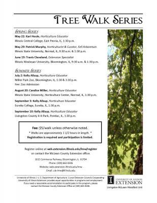 Tree Walk Series Combined 11111